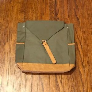Army Green Backpack from DSW